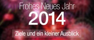 Neues Jahr Ziele 2014